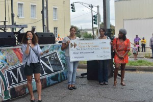 NOLA Black Professionals Talk about Take a Professional to School Day